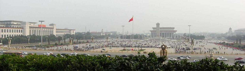 Stopover Peking