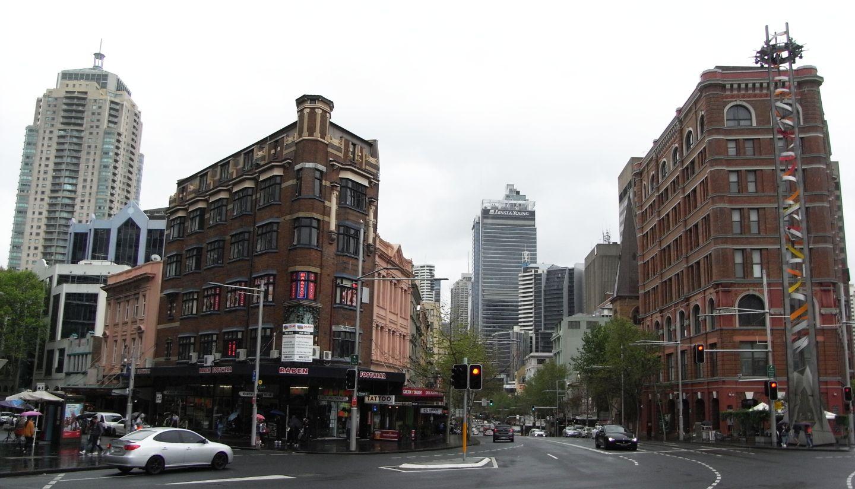 George Street Sydney