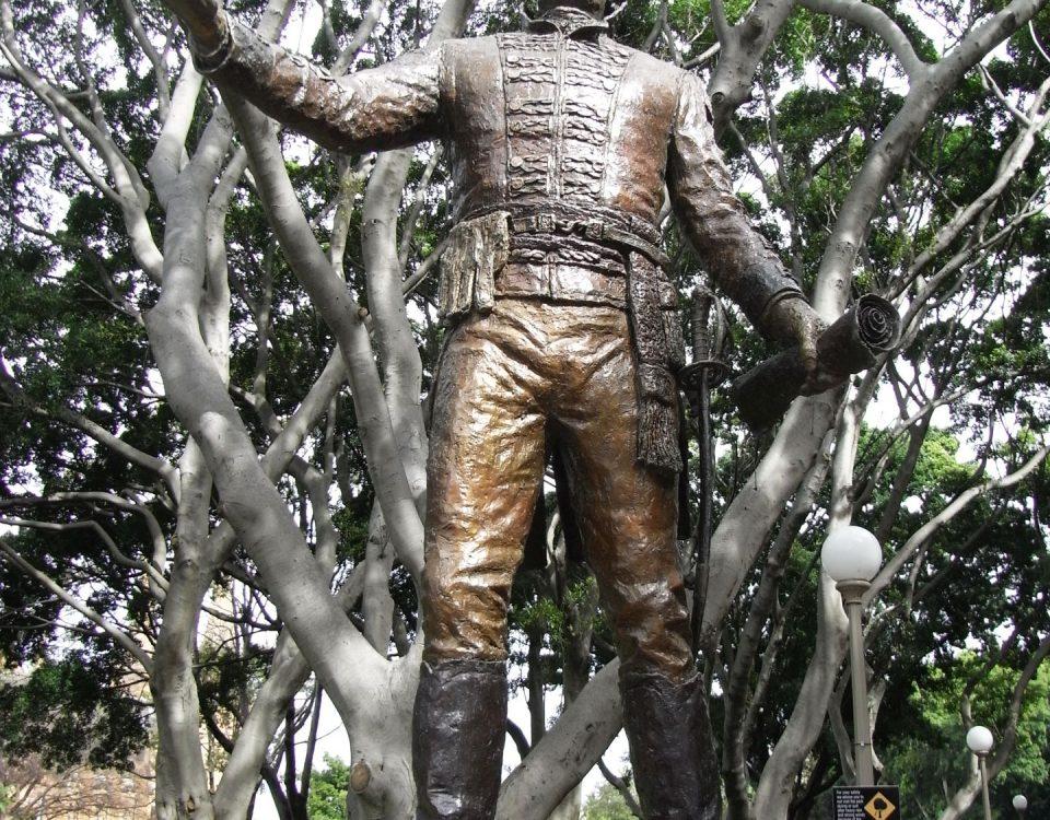 Statue Sydney
