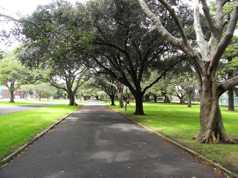 way to centennial park