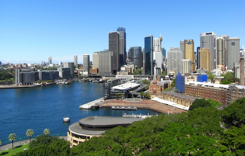 Australien Work and Travel