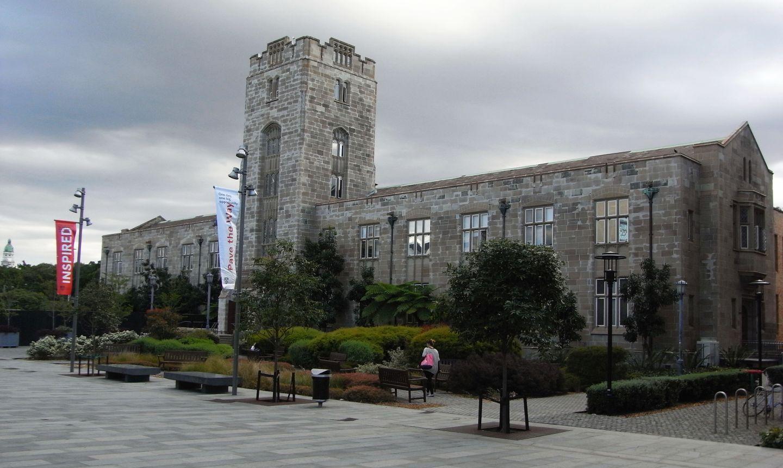 sydney university campus
