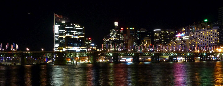 Darling Harbour Bridge