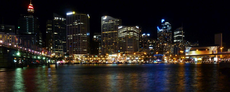 Wharfs in Darling Sydney