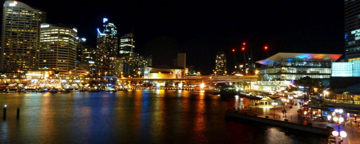 Harbourside Shopping Centre Sydney