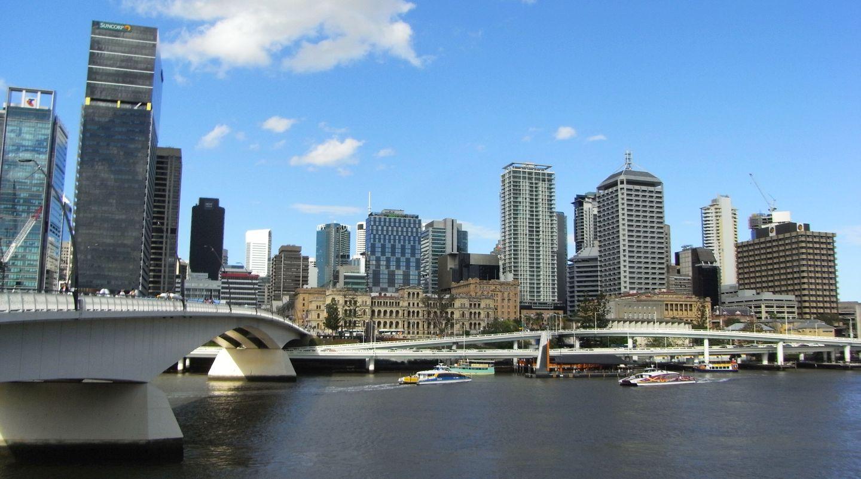 Brisbane Backpacking