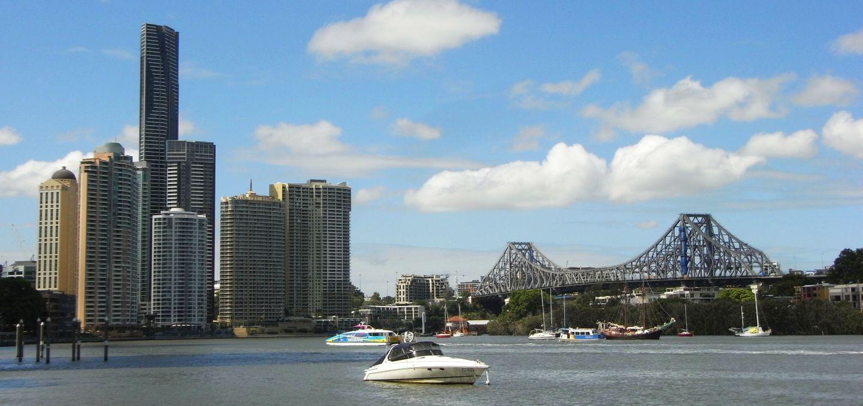Sehenswürdigkeiten Brisbane
