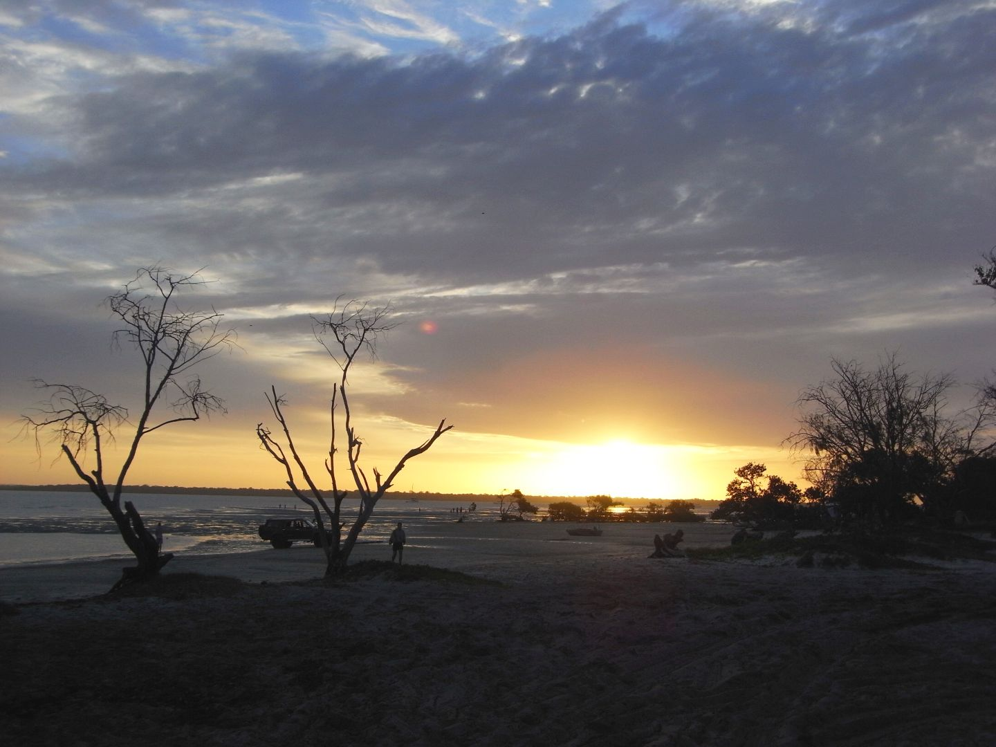 Inskip Point Camping