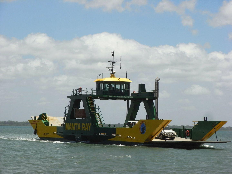Manta Ray Ferry