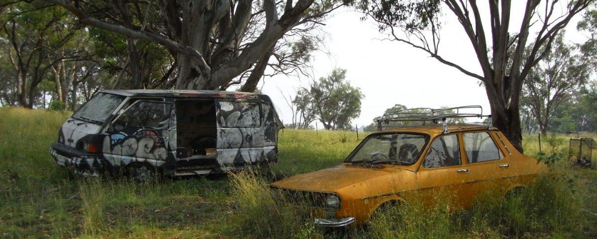 Campervan Backpacking Australien