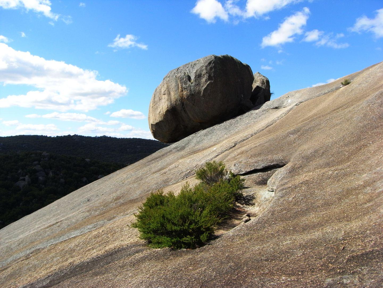 Girraween Castle Rock