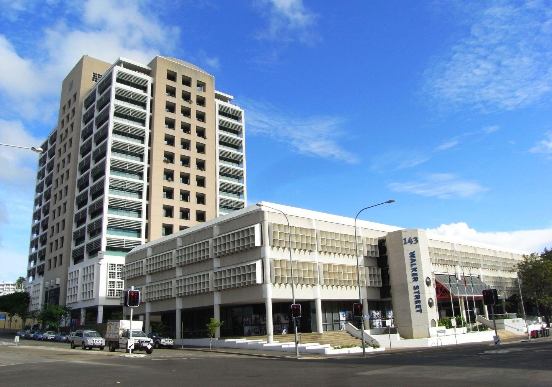 Townsville Hochhaus