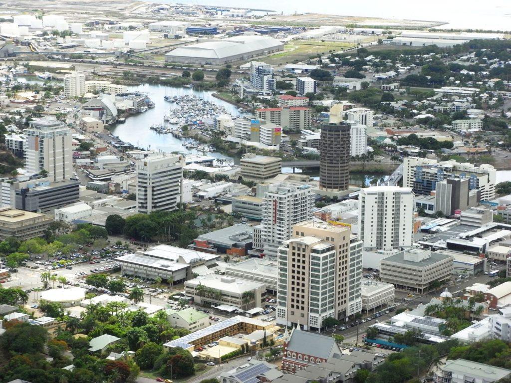 Townsville Innenstadt