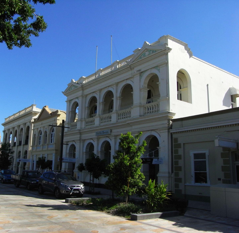 Rockhampton Heritage Buildings
