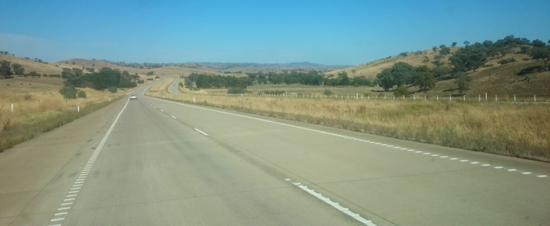 Autofahren Australien