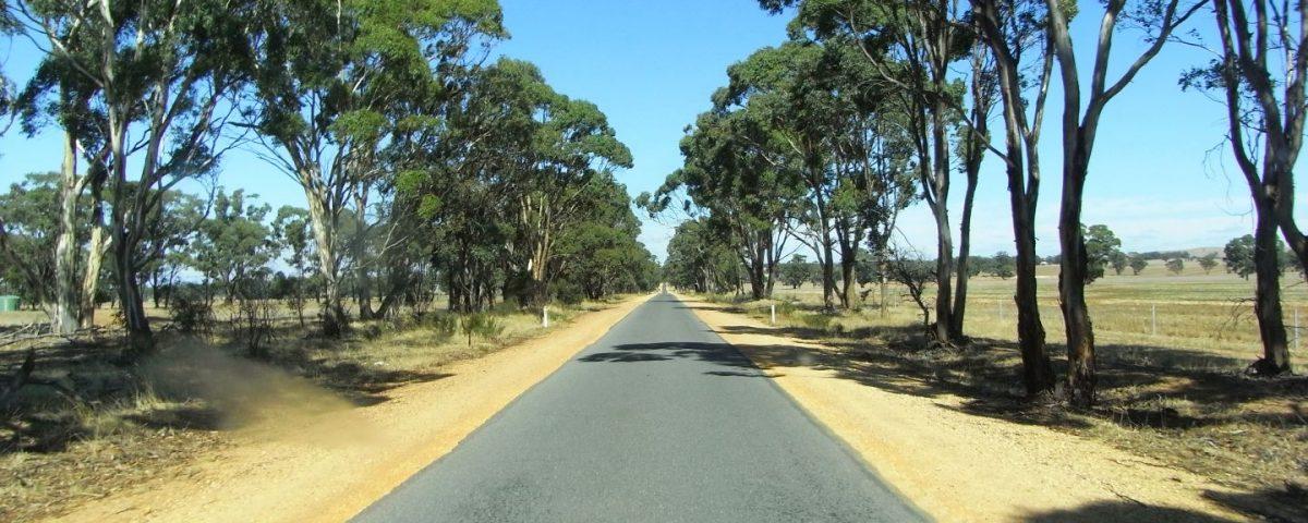 Australia Road