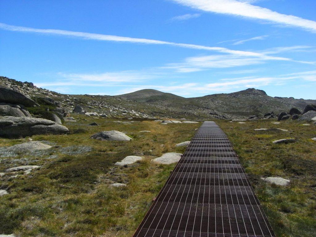 Mt Kosciuszko Hiking