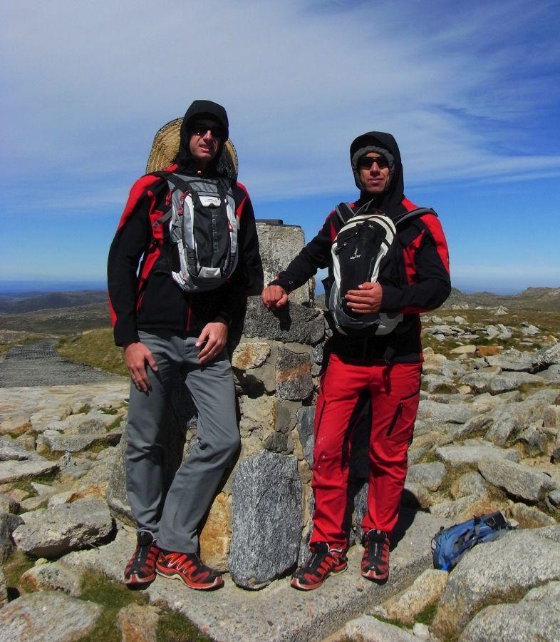 Backpacking Mt Kosciuszko