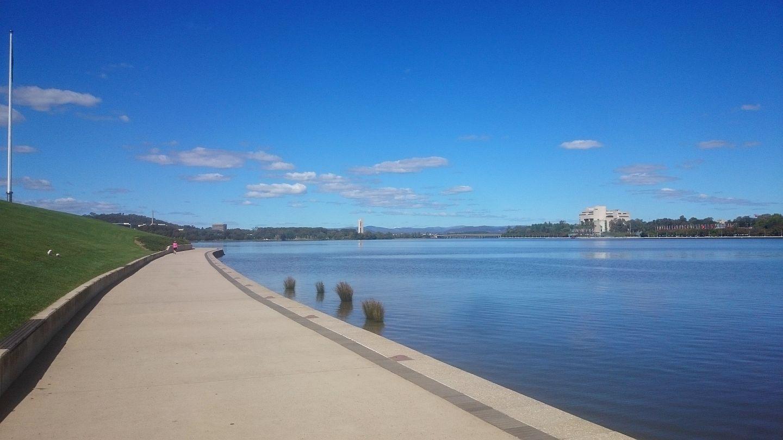 Sehenswürdigkeiten Canberra
