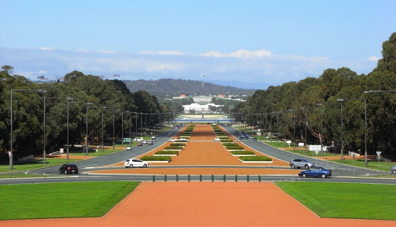 Anzac Parade Canberra