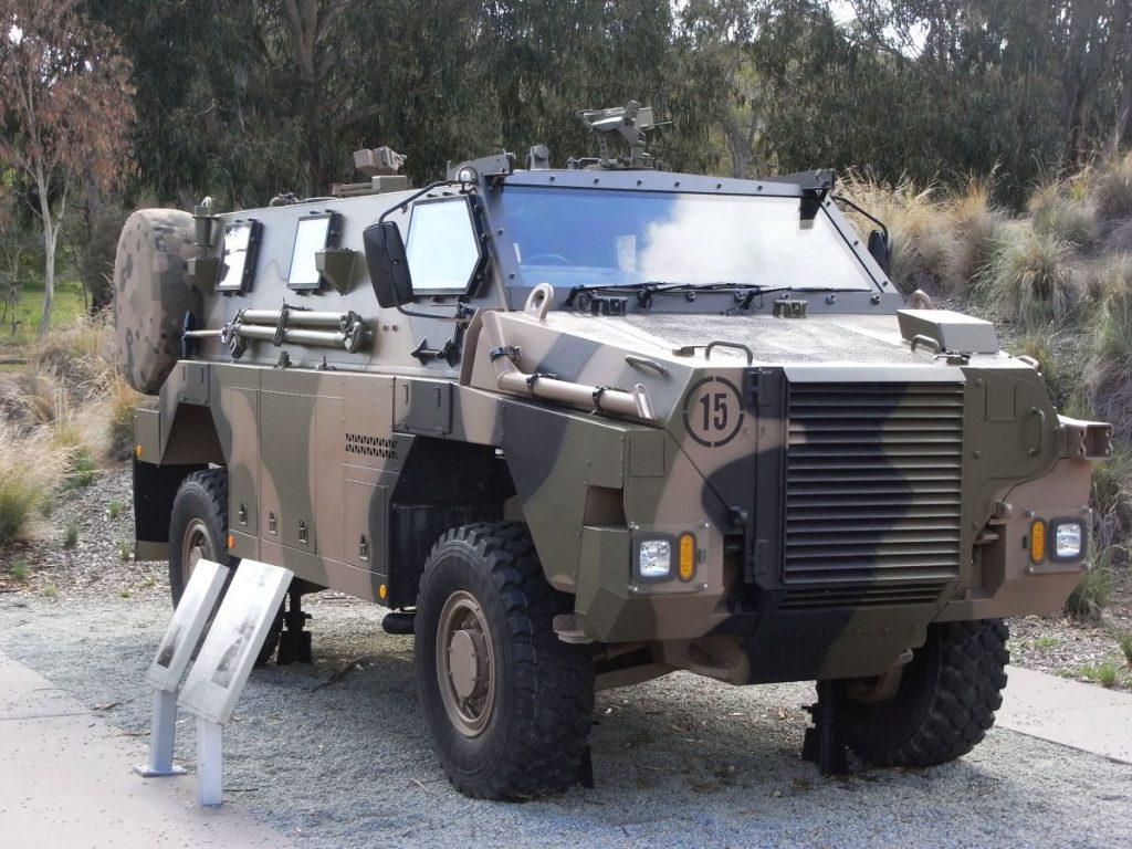 Thales Bushmaster