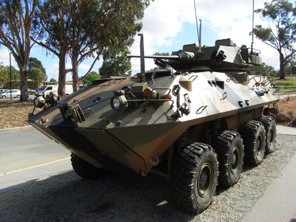 Light Armoured Vehicle LAV-25