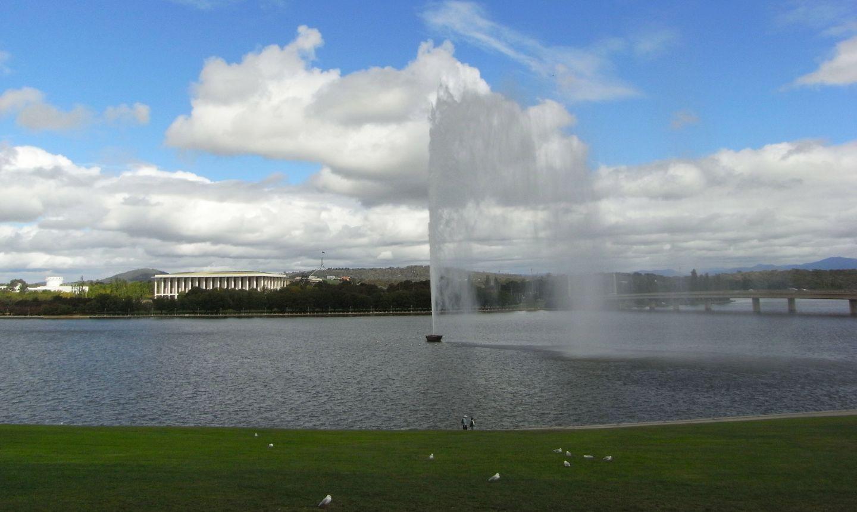 James Cook Fountain