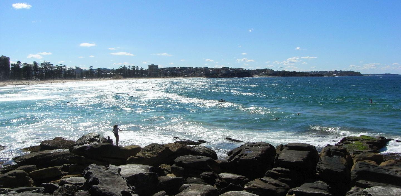 Backpacking Australien