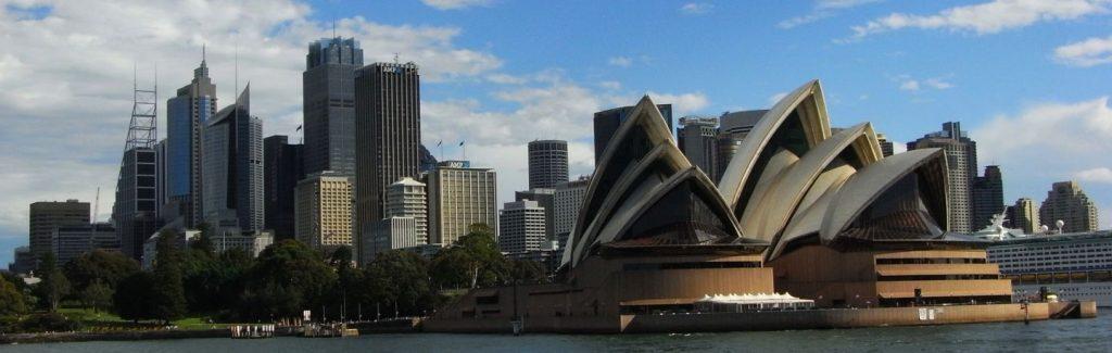 Sydney Backpacking