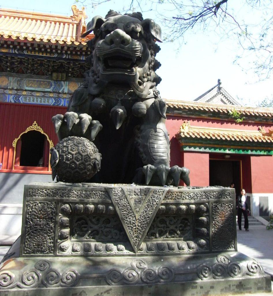Löwe China