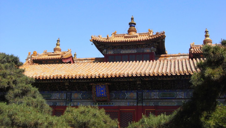 Tempel Peking